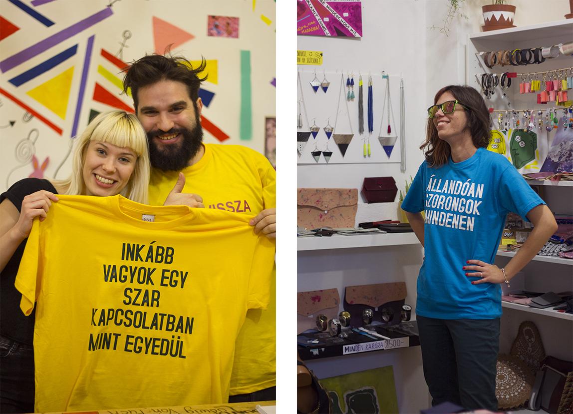 szia+ őszinte pólók