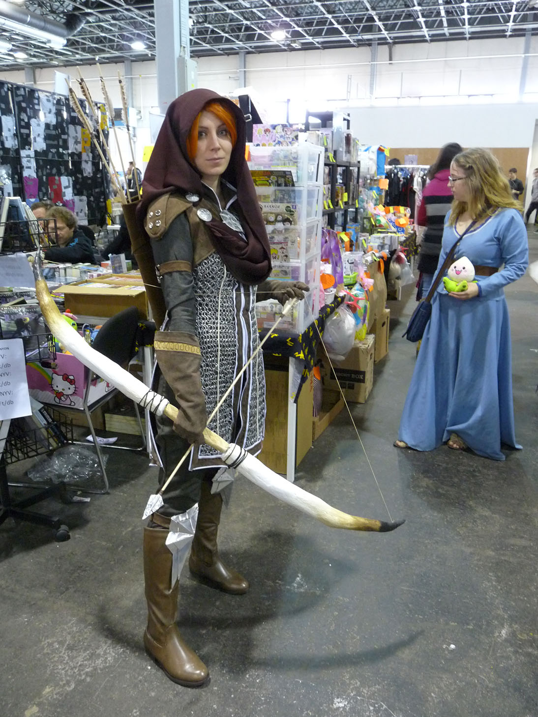 fantasy cosplay