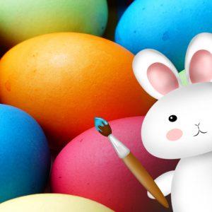 Húsvéti tojásfestés, ahogy még nem próbáltad!
