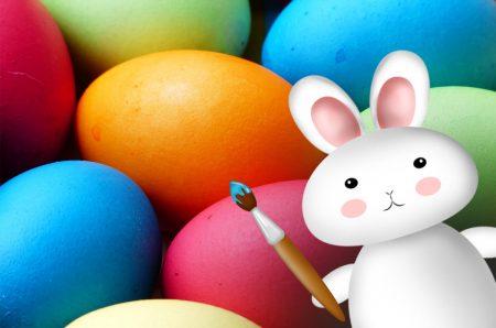 tojásfestés játék