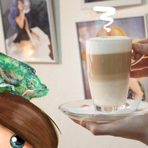 Igyál egy kávét és nyerj bekeretezett grafikát a kiállított képek közül!