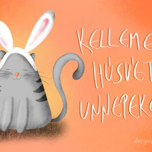 Ingyenesen letölthető húsvéti képeslapok