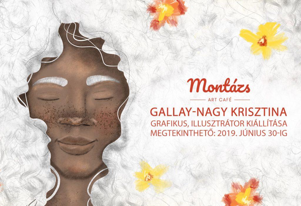 Montázs Art Café kiállítás