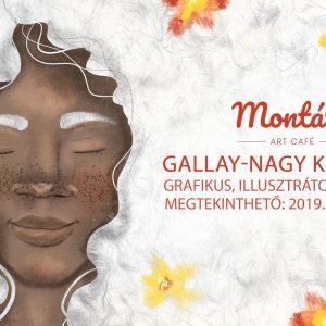 Tarka mesék - Kiállítás a Montázs Art Caféban