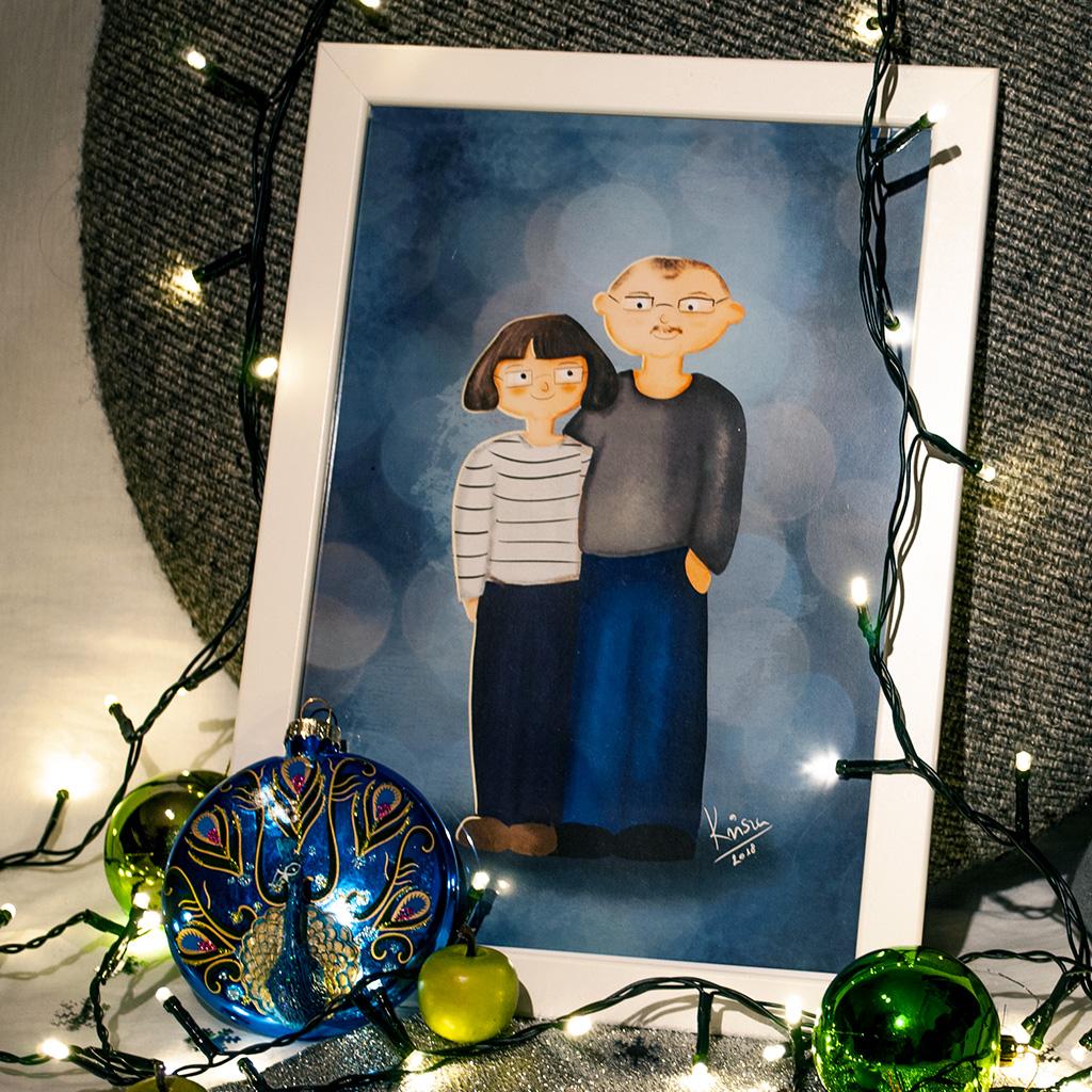 karácsonyi ajándék szülőknek