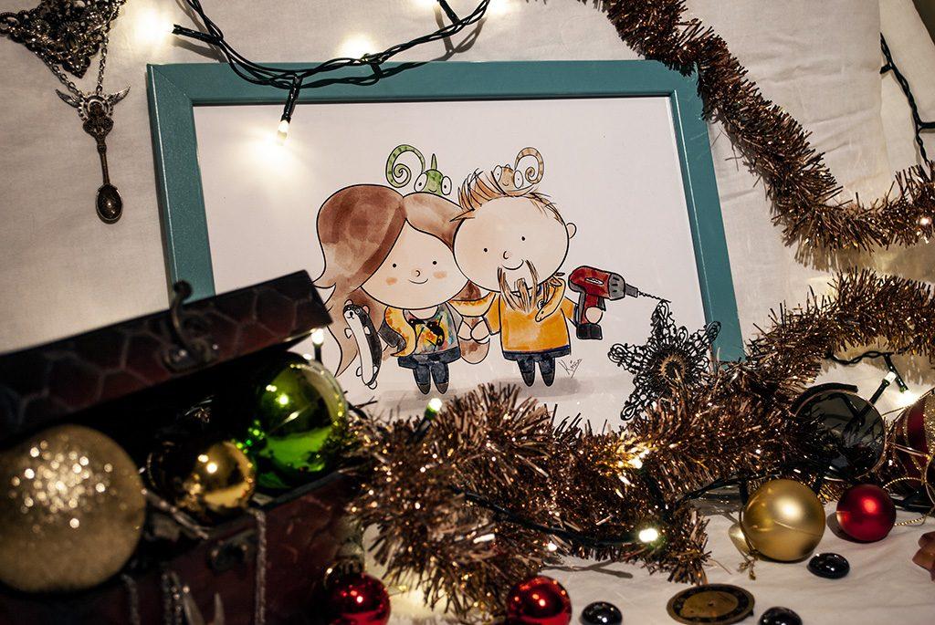 karácsonyi ajándék ötlet pároknak