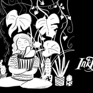 Illusztrációk: Inktober 2019 kihívás második hét