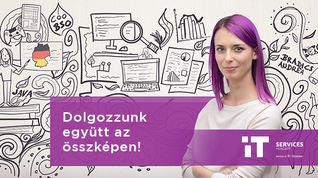 IT Services Hungary grafika
