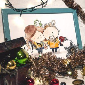 Különleges karácsonyi ajándék ötlet még az utolsó pillanatra is!